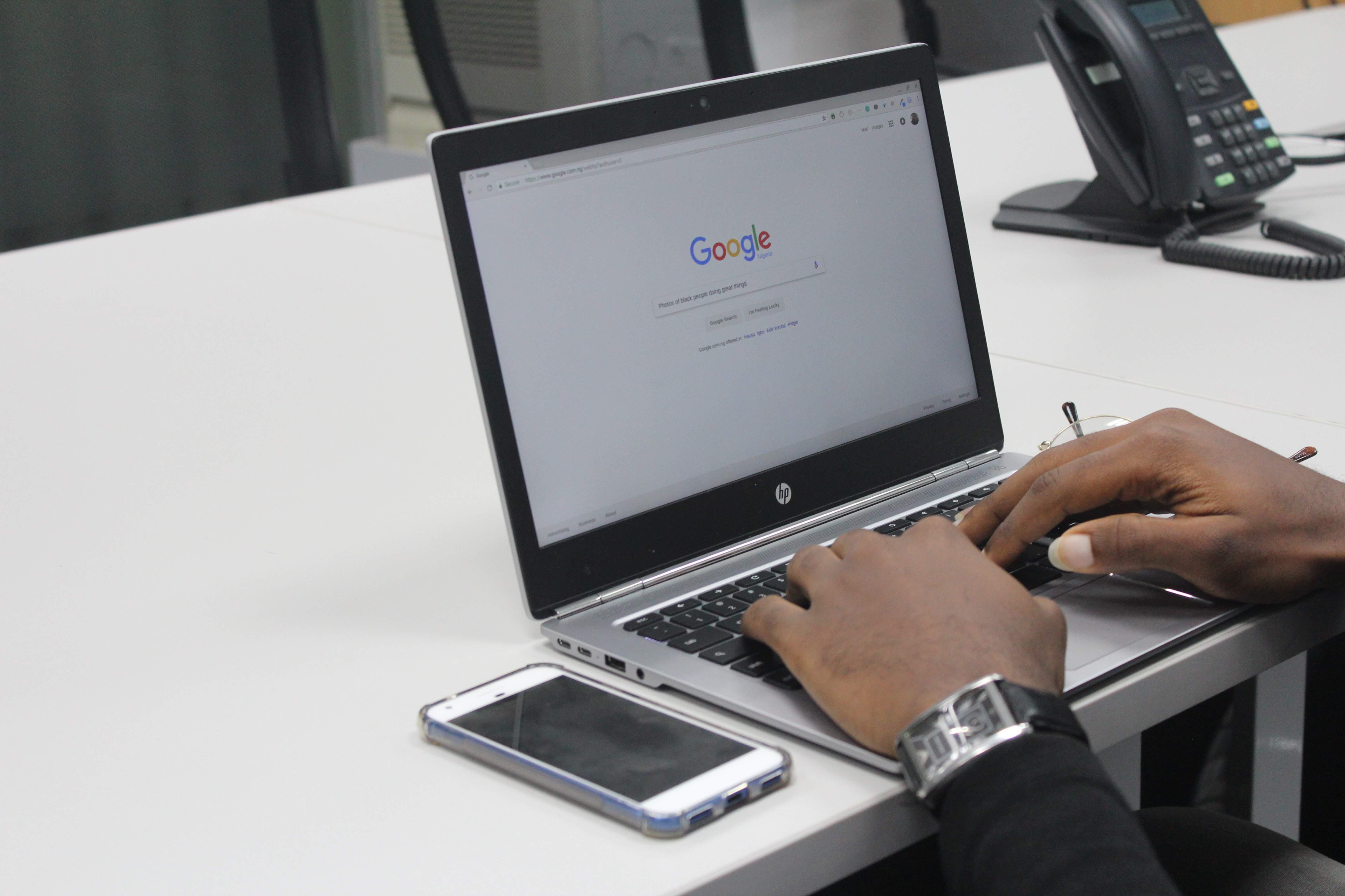 certyfikaty od google